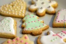 biscotti di Natale / biscotti di pasta frolla decorati