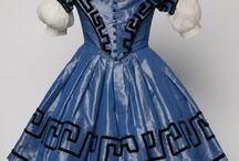 1850s-1860s Civil War children's clothing  / by Ruth Horstman