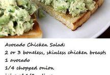 High Protein Lunch Ideas!!
