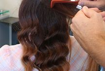PIN UP HAIR / by Fifi Glitterbomb
