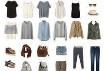 Clothing/Fashion Guidelines / Guidelines how to dress up simply, modest and with the right combinations, also some ideas on what should be in your closet. Less is better!