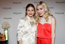 Olivia Palermo & Priscila Hdez - Party Rochas