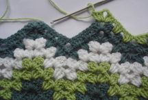crocheting/knitting