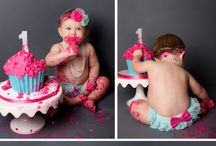 1 year old baby photography