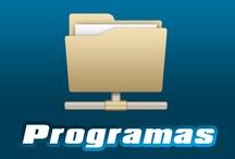 Programas / Descarga gratis de programas