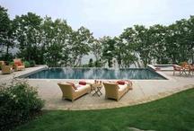 Outdoor Spaces + Pools / by Siemasko + Verbridge
