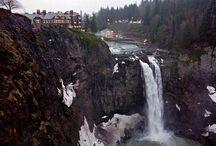 Twin Peaks aesthetic