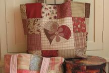Torby patchwork