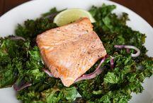 SALMON / Sheet salmon