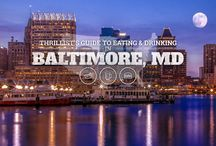 Moving to Baltimore, Maryland / Moving advice, tips, and moving services provided by All Around Moving