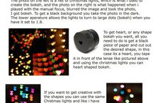 Year 10 Bokeh Photography