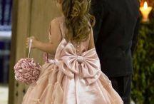 Flower Girl Dress / Flower Girl Dress