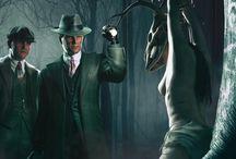 HP Lovecraft-Cthulhu Mythos