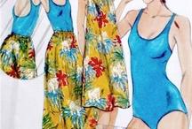 Swim suit coverup / by Melisa Schlosser