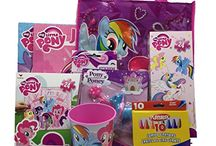 My Little Pony / A collection of My Little Pony themed items found on Niftywarehouse.com