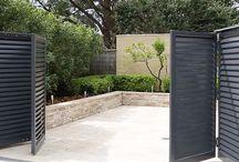 #folding#gate#fence#garden#driveway#entrance