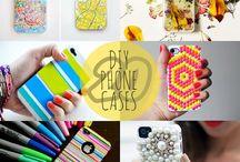 Phone stuff / by Seve Falvo