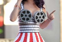 Katy Perry Costume / by Sally Charles