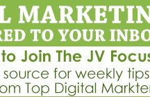 JV Focus Joint Venture Forum / I am a member and moderator of JV Focus forum. It is the best place for digital marketers & entrepreneurs to learn about Joint Ventures, collaboration, connecting, internet marketing, and home based business.