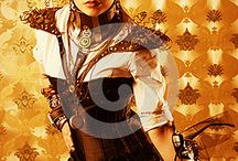 Steampunk / Ideas for Steampunk costumes.