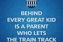 Life with Thomas / For the parents and families that bleed Thomas blue!