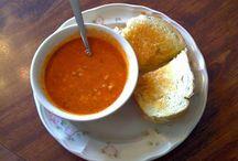 Soups, Stews & Salads / by Jennifer Henderson Wright