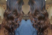 couleur cheveux brune