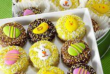 Easter food/crafts