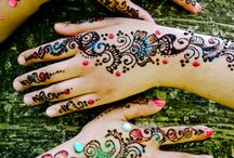 henna or tats