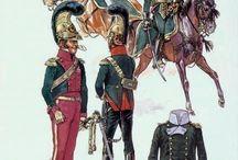 Napoleonic Chevau légers lanciers