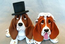 Trouwen Wedding Cake Toppers