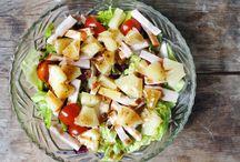 Recept: salade