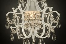 Chandeliers & Lighting / by Joyce Cardwell