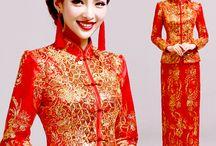 Gaun Malam Chinese