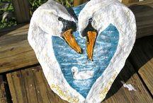 Swans for allyson