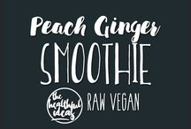 Raw Vegan Smoothies and Shakes