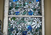 Stained glass / by Claire Teague