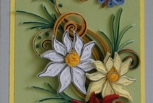 quilling cards / by shweta choudhary