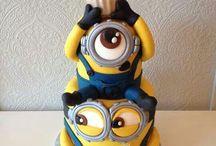 cake minion's