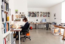 Work Spaces / by Amy Juschka