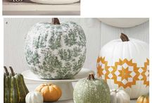 Pumkin decorating ideas