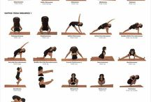 Work-outs/yoga