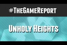 ★ The Game Report - Unholy Heights Review & First Impressions