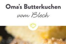 Omas Butterkuchen