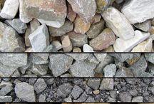Pedras Texturas