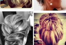 Some Beauty tips  / Hairstyles  !!! step by step
