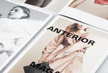 Anterior- The Artist Edition / Front Row Society presents its first issue of Anterior, our new magazine. Here, we will introduce you to our artists and designers and tell you who and what inspires us from season to season.