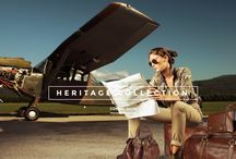 AW16 Heritage Collection / Autumn/Winter 2016. Arriving mid-October 2016