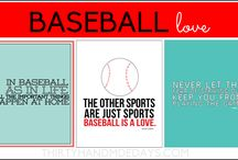 Baseball / by Mandy Dennee Hansen