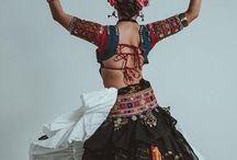 trajes bailarinas